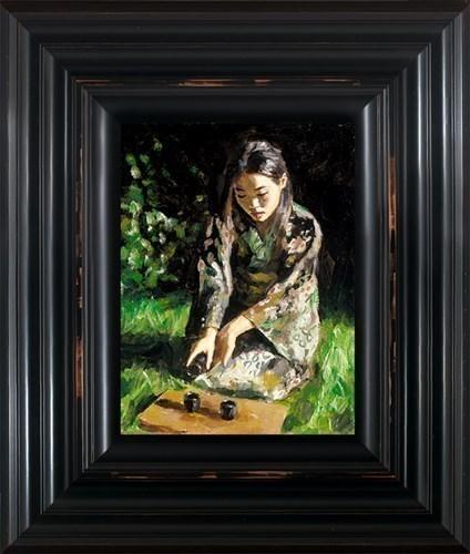 Image: ART00111059 (Geisha Pouring Sake)